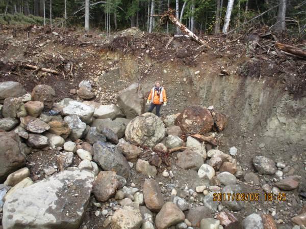 Cariboo Gold Mine For Sale at Quesnel Forks | 99mines com